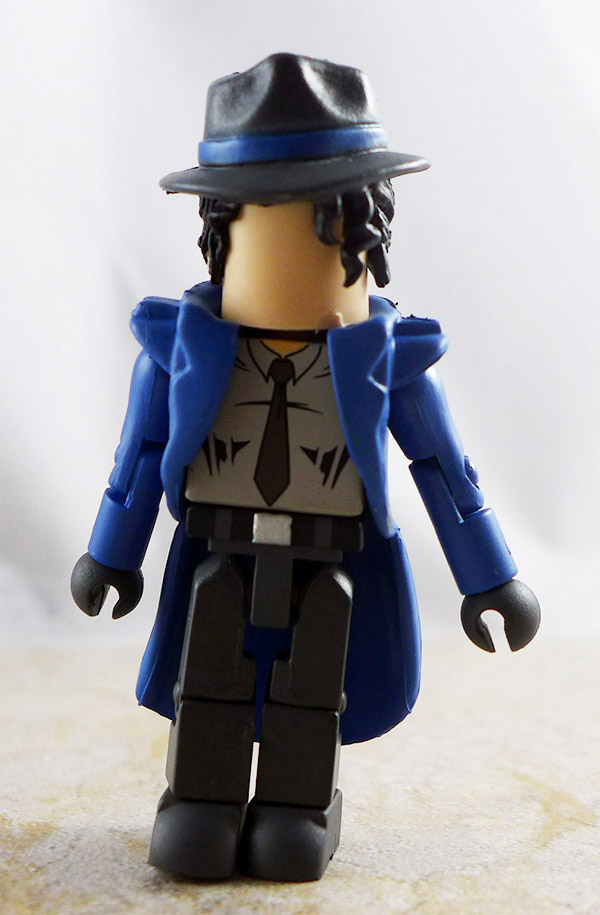 The Question (Modern) Loose Minimate (DC Minimates Series 8)