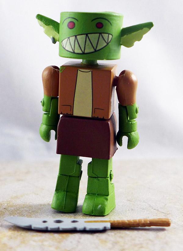 Munchkin Goblin Hireling Loose Minimate (Pathfinder Promotional)