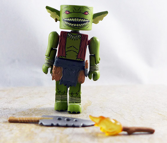 Preview Goblin Loose Minimate (Pathfinder Promotional)
