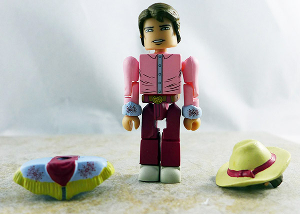 Cowboy Marty McFly Loose Minimate (Return to Hill Valley 1955 Box Set)