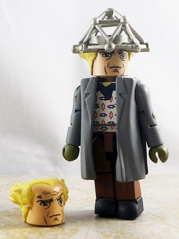 Doc Brown Loose Minimate (Back to the Future Box Set 1)