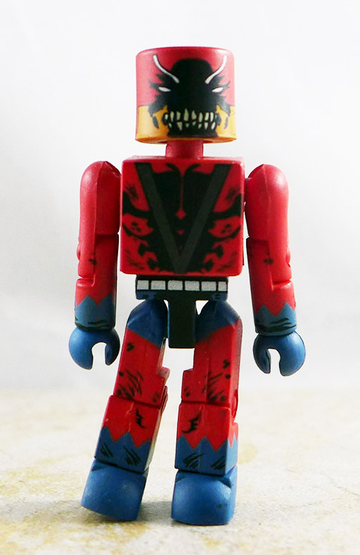 Zombie Giant Man Loose Minimate (SDCC 2007 Exclusive)