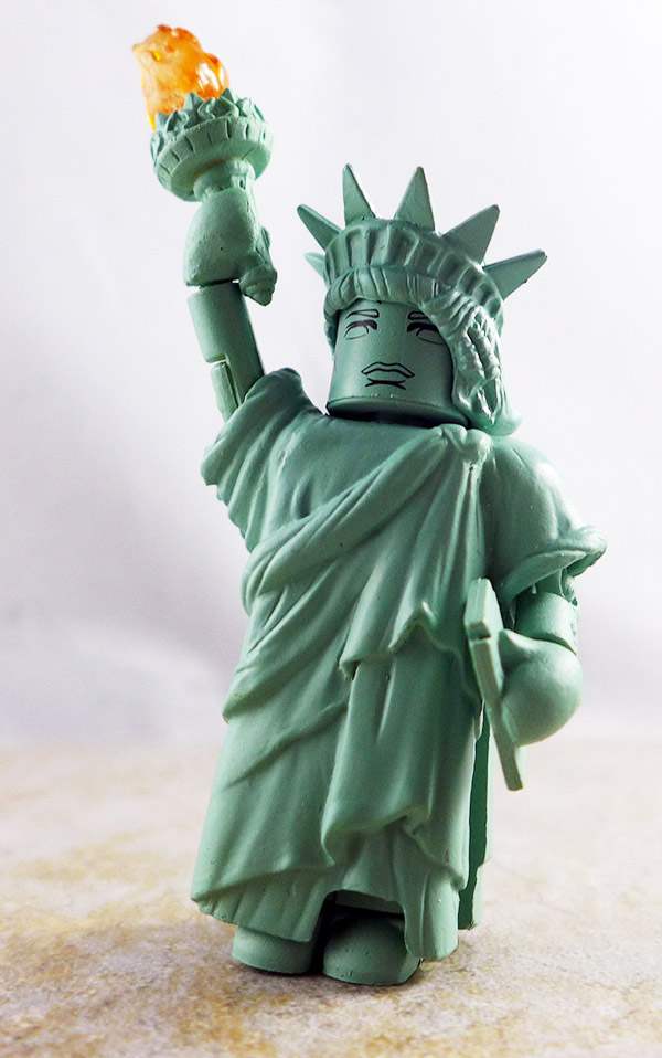 Statue of Liberty Loose Minimate (Ghostbusters TRU Series 4)
