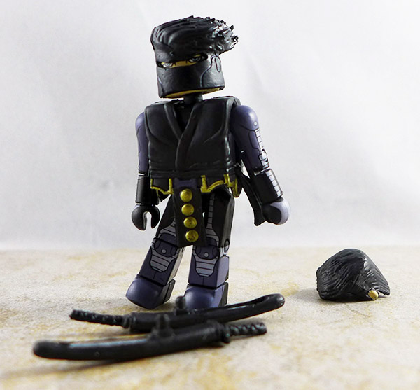 Ninjak Loose Minimate (Comic Book Heroes TRU Wave 1)