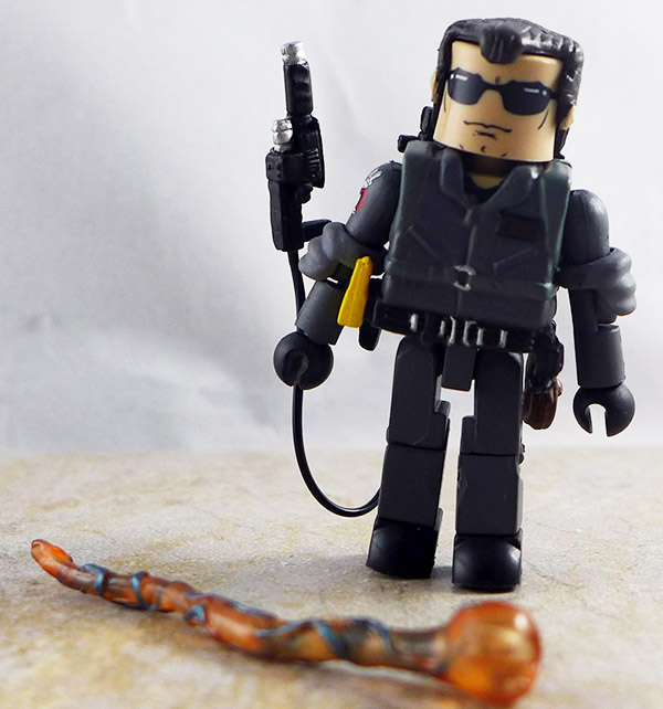 Ghostbusters 2 Peter Venkman Loose Minimate (SDCC 2009 Exclusive)