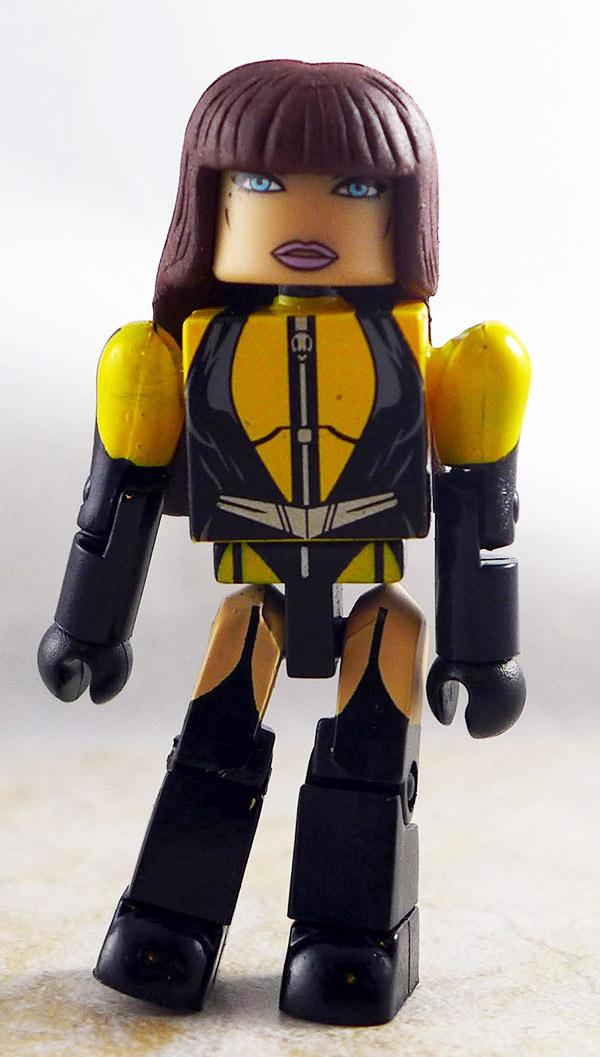 Silk Spectre Loose Minimate (TRU Watchmen)