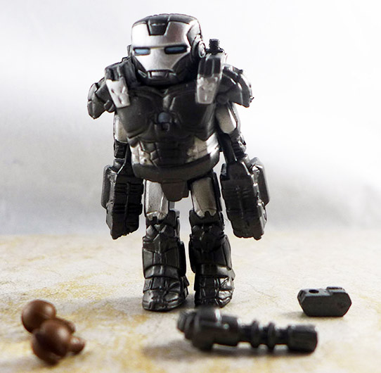War Machine Loose Minimate (Wave 35)