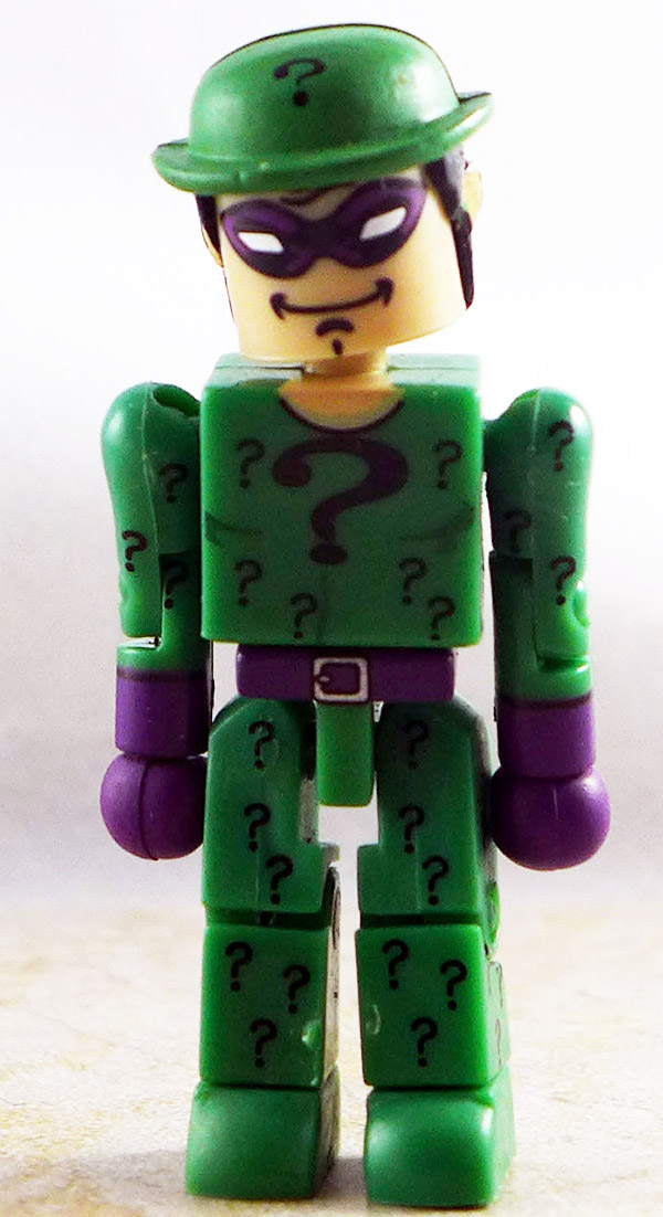 Riddler Partial Loose Minimate (C3 Mini Flyers)