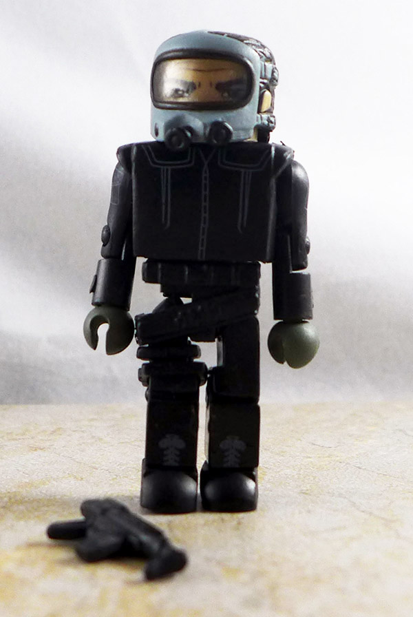 SWAT Officer Loose Minimate (Terminator 2 TRU Wave 1)