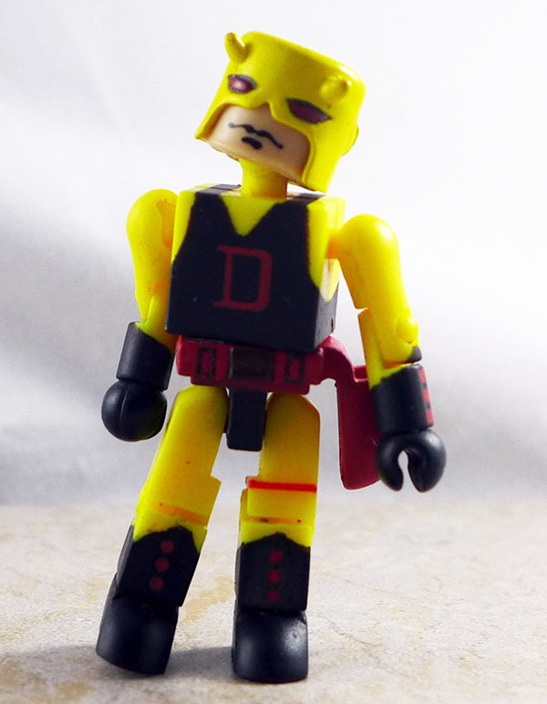 Daredevil Yellow Partial Loose Minimate (Wave 1)