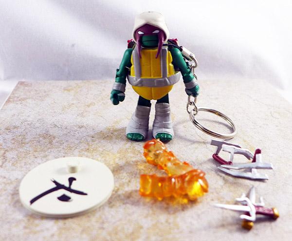 Vision Quest Raphael Loose Minimate (TMNT TRU Series 3)