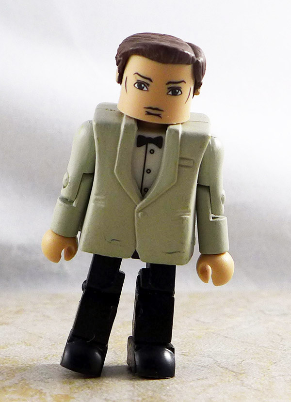 George McFly Loose Minimate (1955 Marty & George Previews Exclusive)
