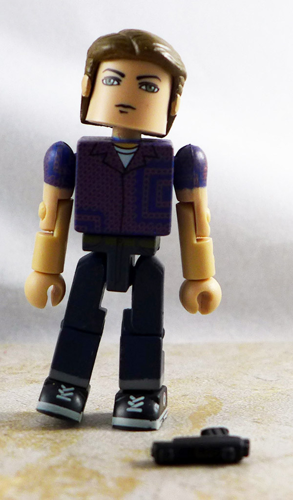 50's Marty McFly Loose Minimate (1955 Marty & George Previews Exclusive)