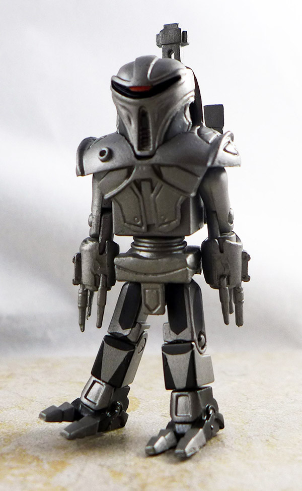 Heavy Assault Cylon Loose Minimate (Battlestar Galactica Previews Exclusive)
