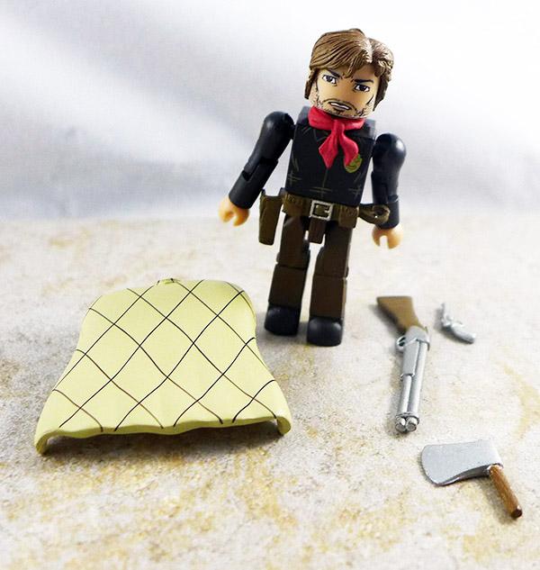 Lookout Duty Rick Grimes Loose Minimate (Hershel's Farm Box Set)