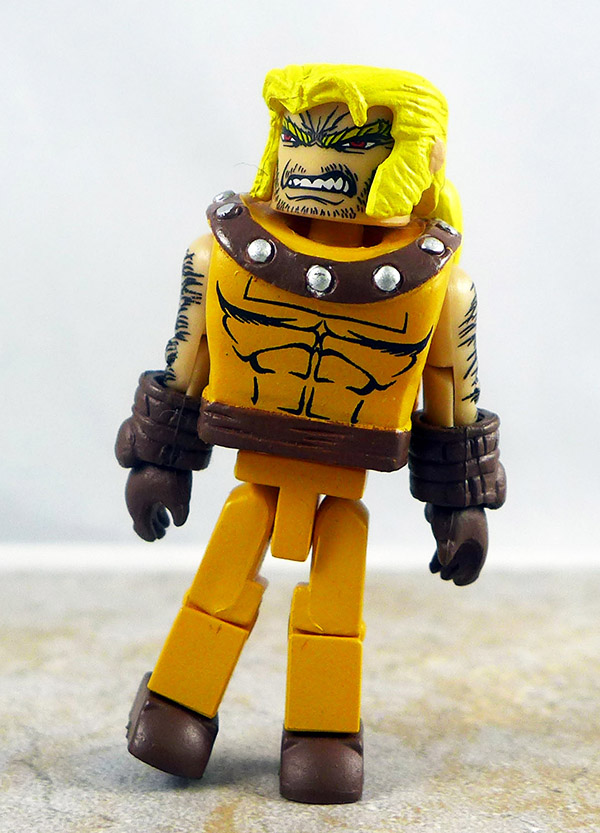 Age of Apocalypse Sabretooth Loose Minimate (TRU Wave 10)