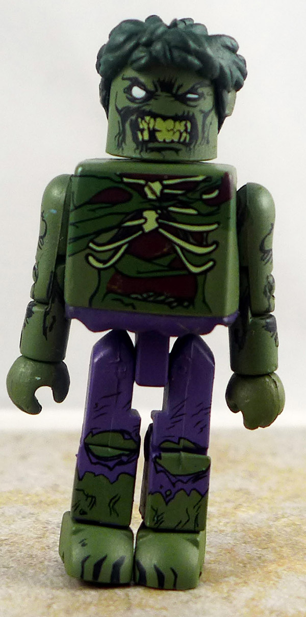 Zombie Hulk Loose Minimate (Marvel Zombies 5-Pack)
