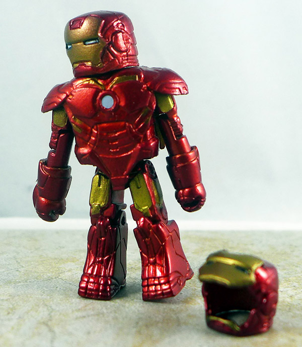 Mark IV Iron Man Partial Loose Minimate (Wave 35)