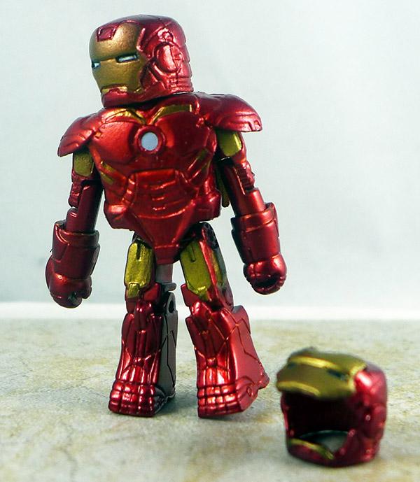 Mark IV Iron Man Partial Loose Minimate (Wave 35)