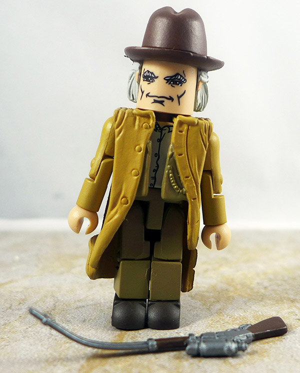 Doc Brown Loose Minimate (Back to the Future 3 Box Set)
