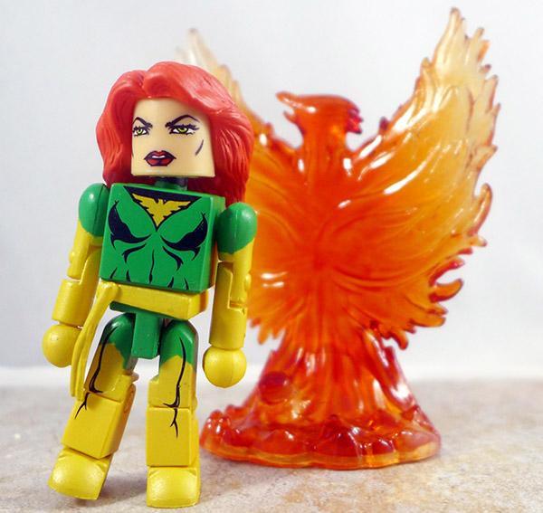 Phoenix Loose Minimate (Marvel vs. Capcom Wave 1)