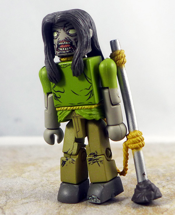 Pole Zombie Loose Minimate (Walking Dead TRU Wave 3)