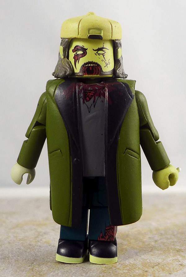 Zombie Slient Bob Loose Minimate (View Askew Two-Pack)