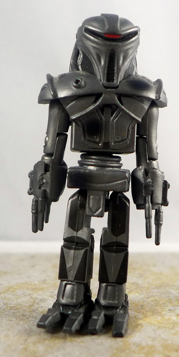 Cylon Cannon Centurion Loose Minimate (Battlestar Galactica Modern Cylon Single Pack)