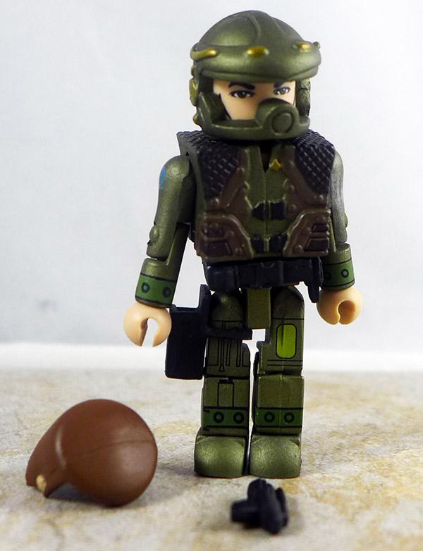 Lieutenant Helo Loose Minimate (Battlestar Galactica Wave 3)