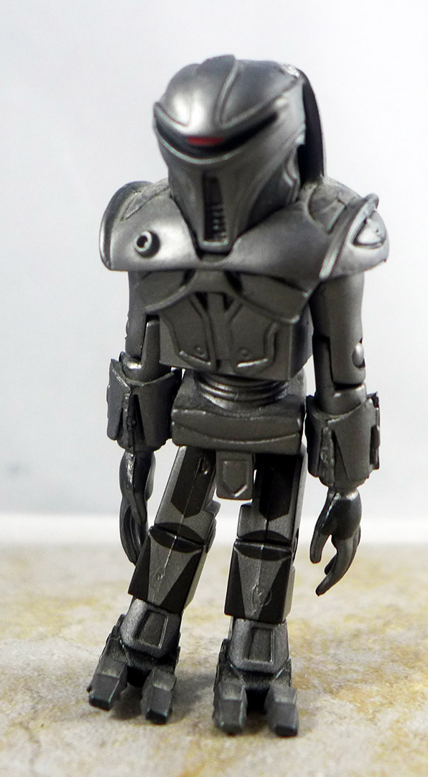 Cylon Centurion Loose Minimate (Battlestar Galactica Modern Cylon Single Pack)