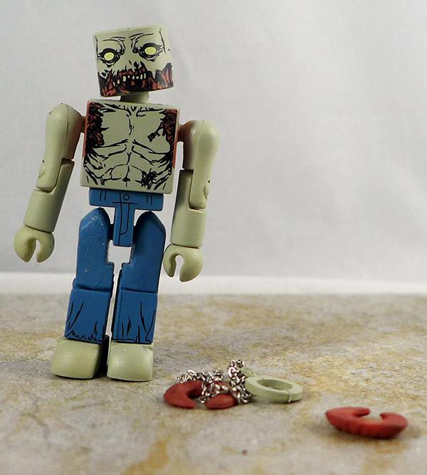 Zombie Terry Loose Minimate (Walking Dead TRU Wave 2)