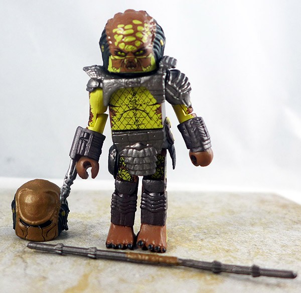 City Hunter Predator Loose Minimate (Predator Series 1)