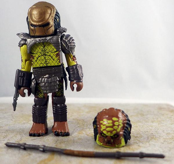 City Hunter Predator Loose Minimate (Predator Series 1)