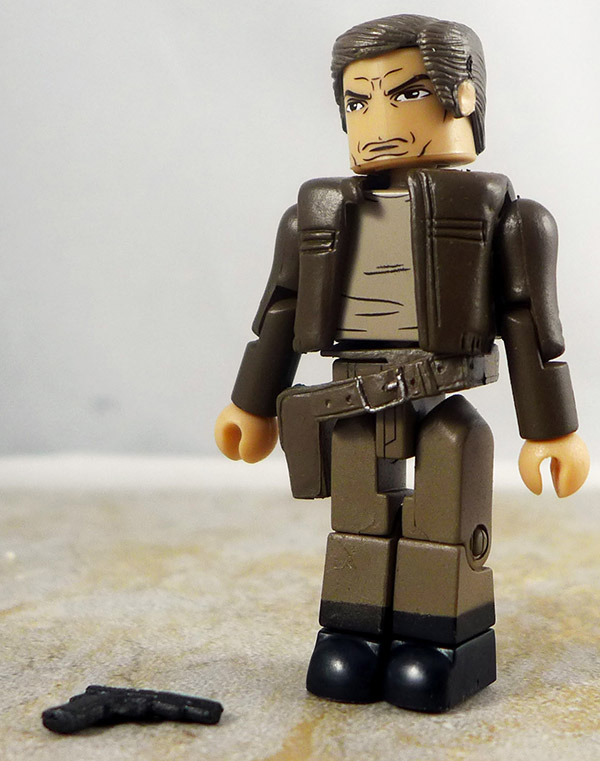 Hunter Chris Loose Minimate (Walking Dead Wave 7)