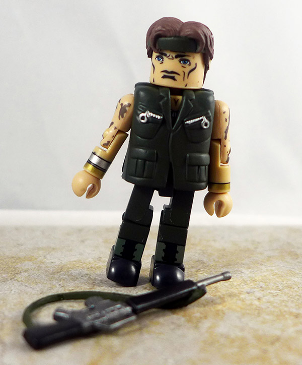 Sgt. Elias Gordon Loose Minimate (Platoon Box Set)