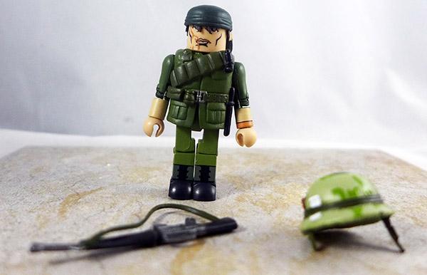 Sgt. Bob Barnes Loose Minimate (Platoon Box Set)