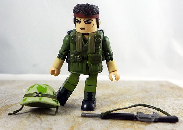 Pvt. Chris Taylor Loose Minimate (Platoon Box Set)