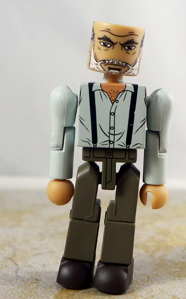 Gregory Partial Loose Minimate (Walking Dead Wave 8)