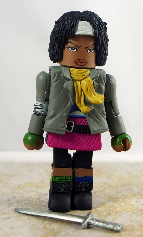 Michonne Loose Minimate (Walking Dead Wave 2)
