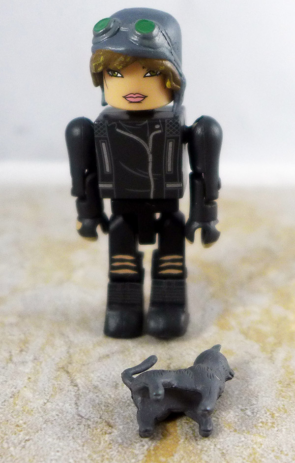 Selina Kyle Loose Minimate (Gotham Series 2 Box Set)