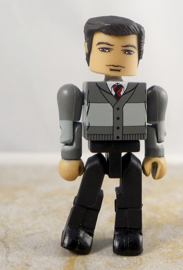 Bruce Wayne Loose Minimate (Gotham Series 2 Box Set)