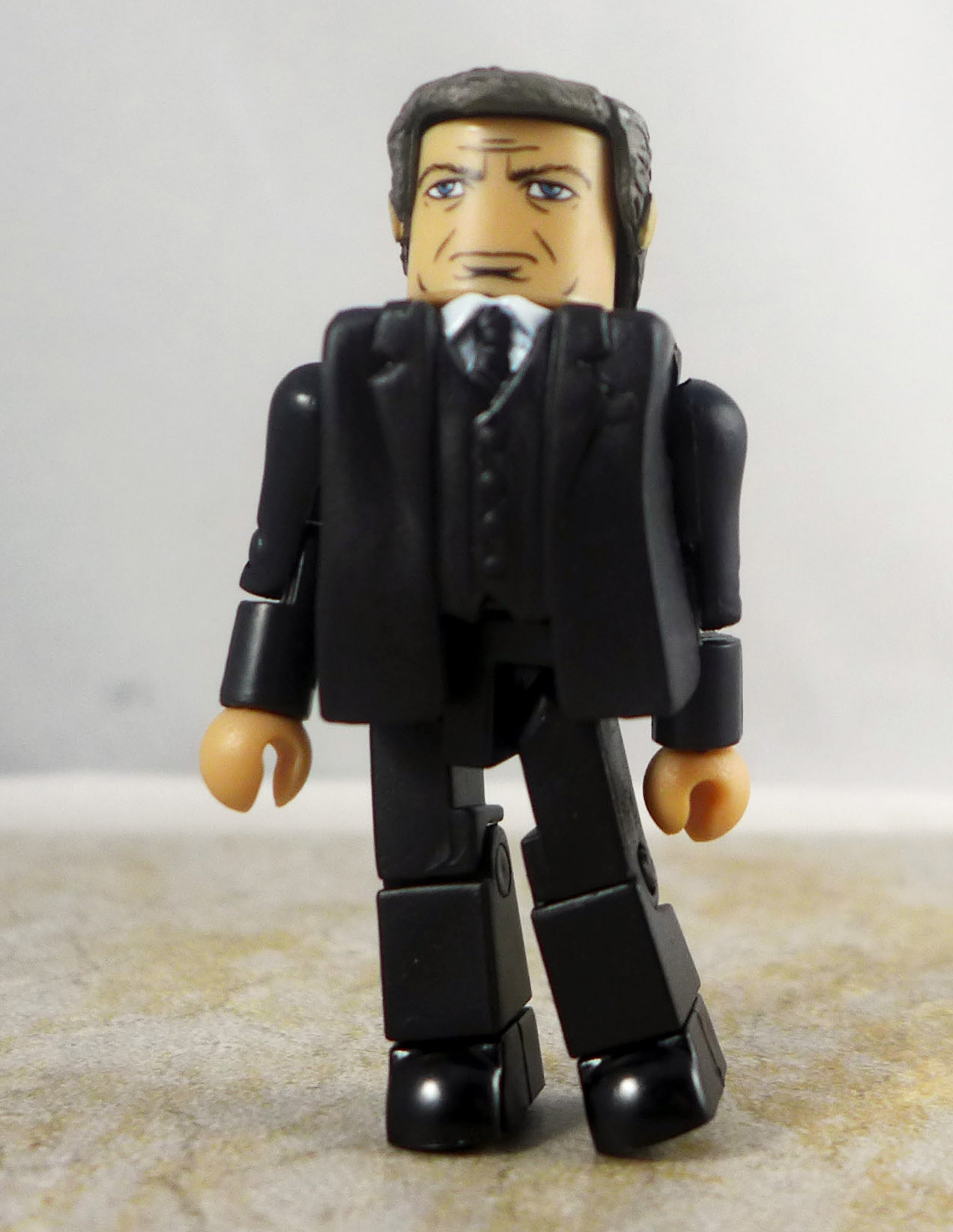 Alfred Pennyworth Loose Minimate (Gotham Series 2 Box Set)