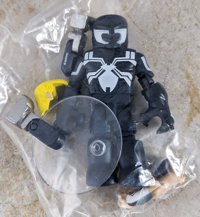 Venom Space Knight Loose Minimate (Marvel Now! Blind Bag)