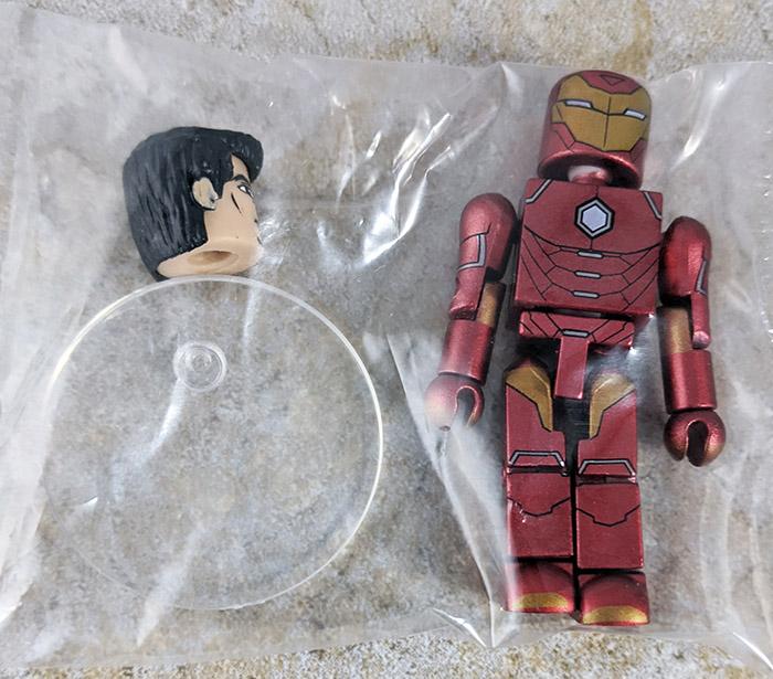 Internation Iron Man Loose Minimate (Marvel Now! Blind Bag)
