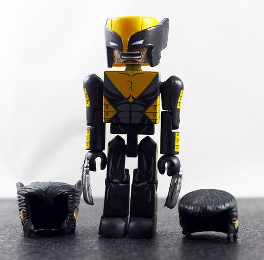 Payback Wolverine Loose Minimate (Marvel TRU Wave 19)