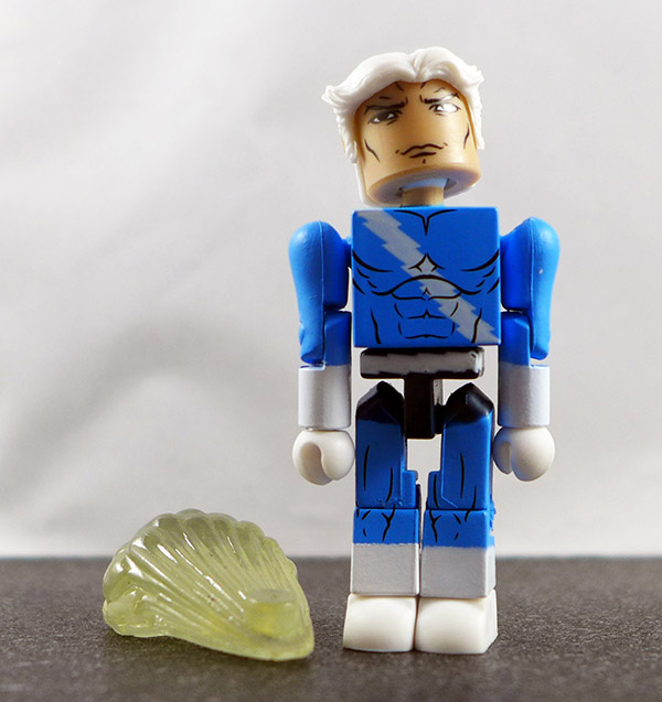 Quicksilver Loose Minimate (Marvel TRU Wave 19)