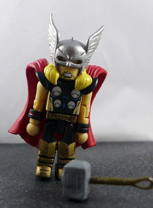 Eric Masterson as Thor Loose Minimate (Marvel Wave 42)