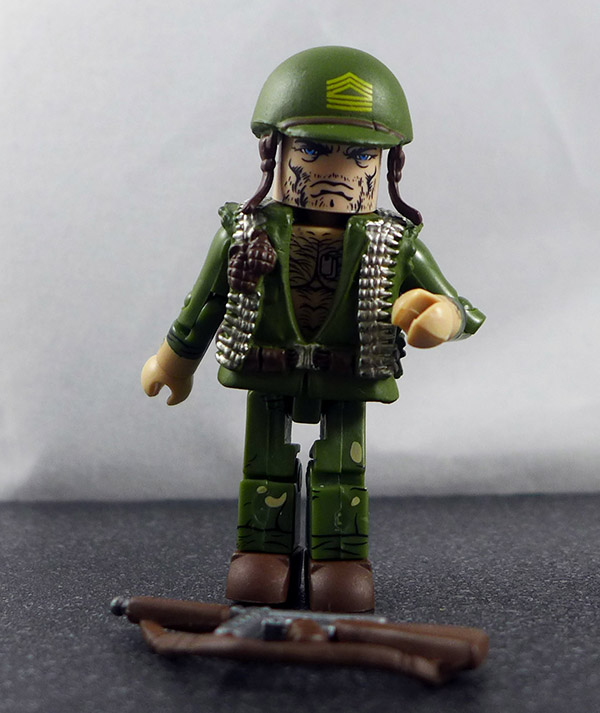 Sgt. Rock Loose Minimate (DC Series 6)