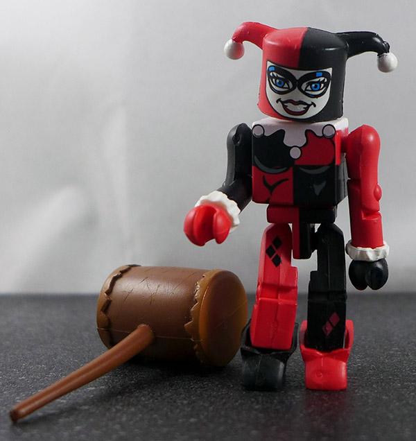 Harley Quinn Partial Loose Minimate (DC Series 1)