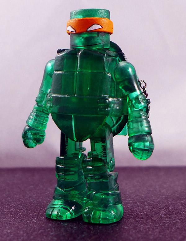 Mutagen Michelangelo Loose Minimate (TMNT Blind Bag Series 1)